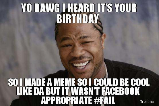 Cool Birthday Memes Facebook Image At Relatably Com