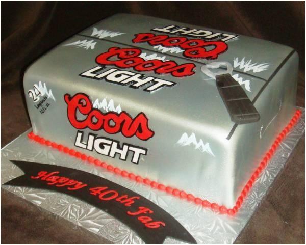 coorslight cake