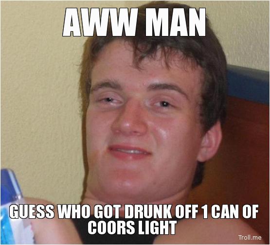 coors light memes