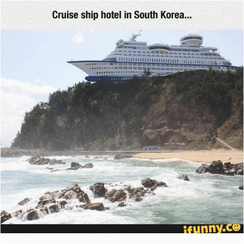 cruise ship hotel in south korea ffunny co 4035763