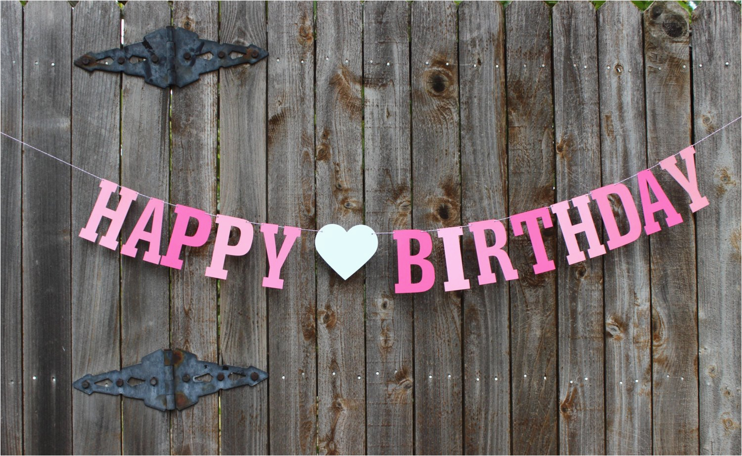 happy birthday banner personalized