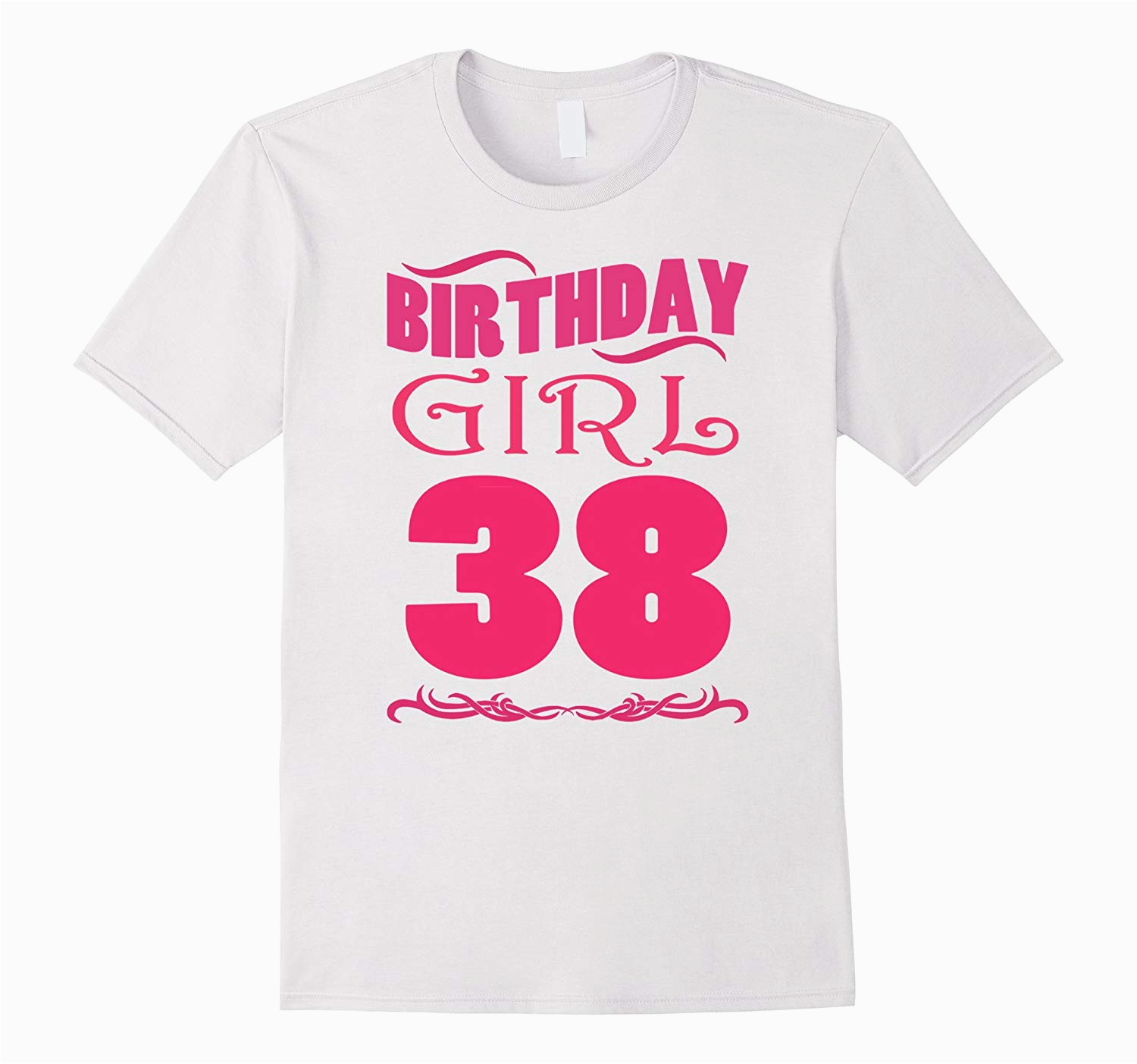 womens 38th birthday girl cute 1979 girl t shirt pl