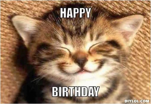 Cute Cat Birthday Meme 61 Funniest Happy Birthday Mom Meme