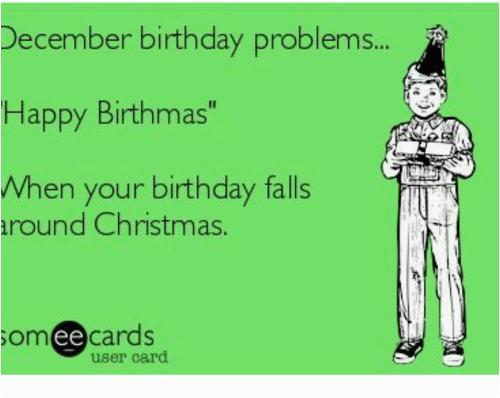 december birthday problems happy birthmas when your birthday falls around 5171861