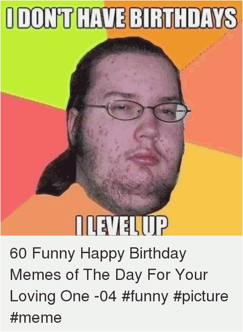 rude happy birthday memes