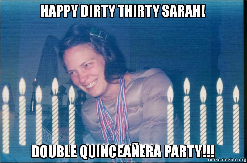 happy dirty thirty vxkkj7