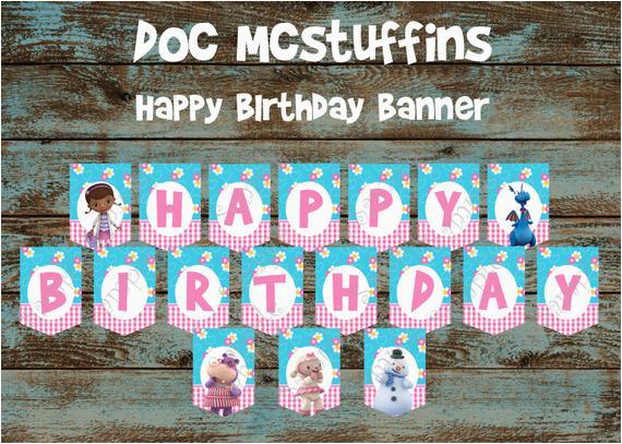 doc mcstuffins banner doc mcstuffins