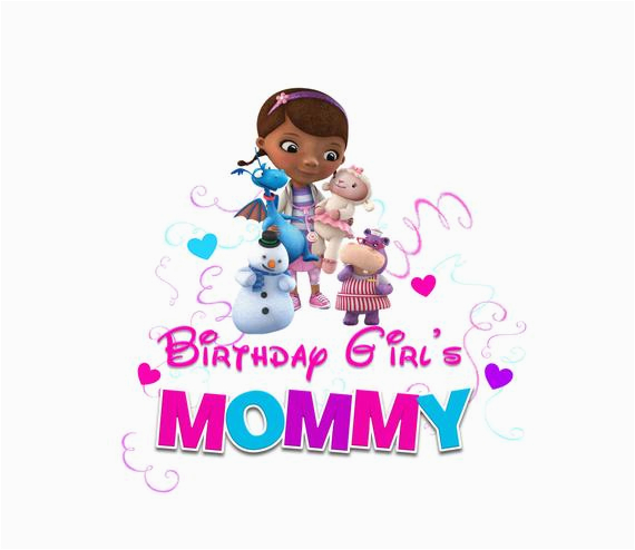 doc mcstuffins mom shirt mother of the