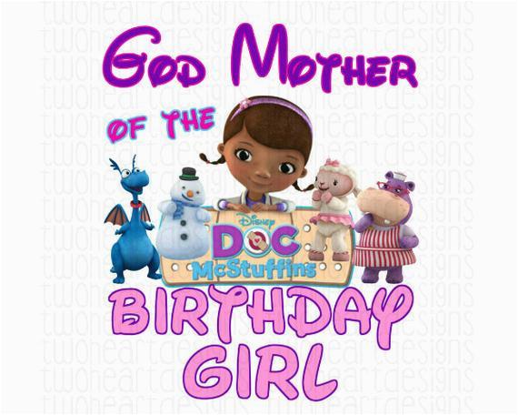 god mother of the birthday girl doc