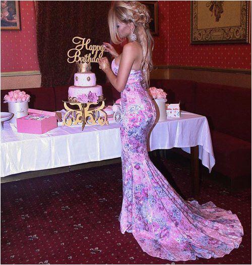 18th birthday dress