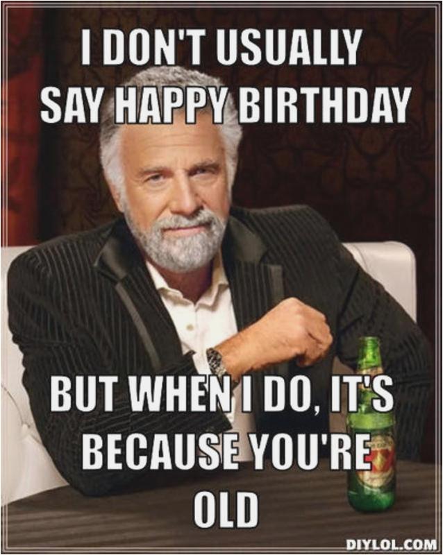 girl birthday meme
