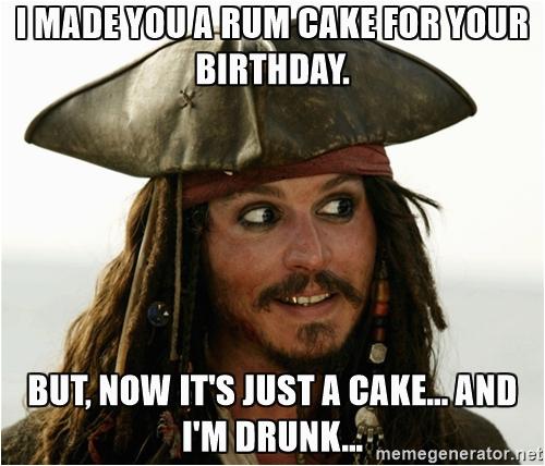 drunk birthday memes images