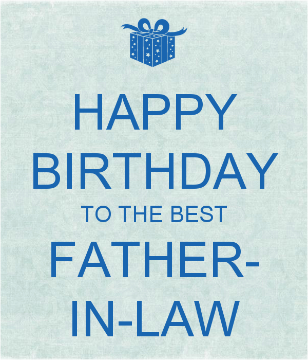 happy birthday to the best father in law 1
