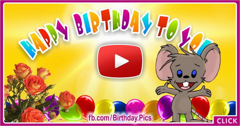 free email birthday cards funny with music  birthdaybuzz