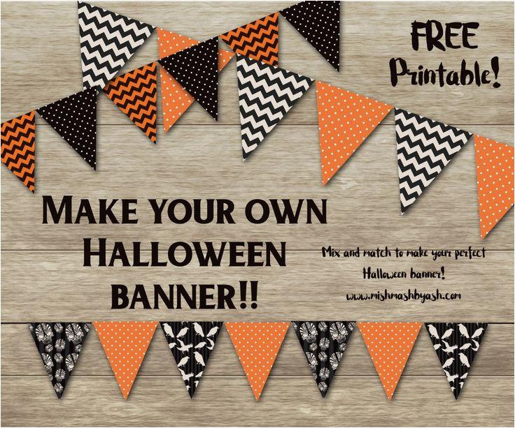 photograph regarding Happy Halloween Banner Printable identified as Cost-free Halloween Pleased Birthday Banner Birthday Banner