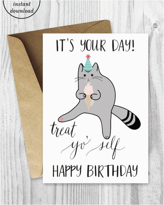 Free Printable Funny Birthday Cards For Her Printable Birthday Cards