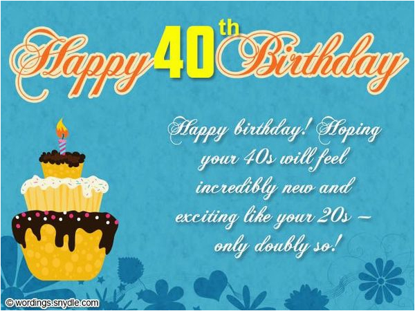 Funny 40 Year Old Birthday Cards Happy 40th Meme Pictures With Quotes