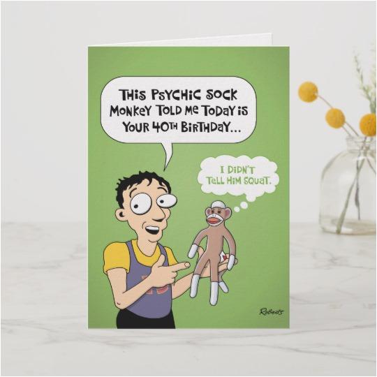 funny 40th birthday card 137953546406156643
