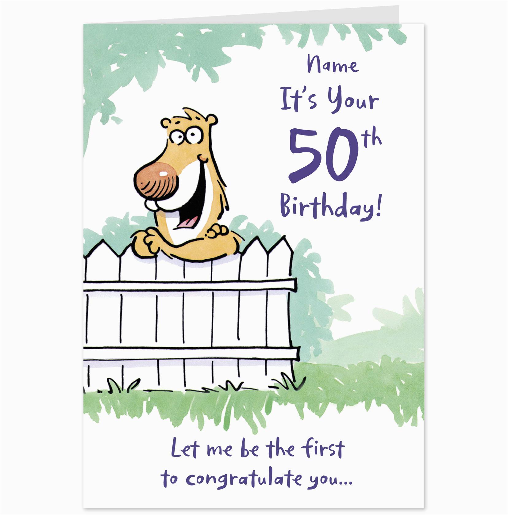 the big 50 birthday quotes