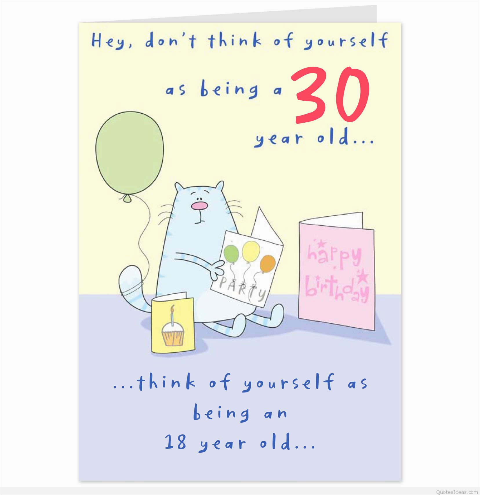 funny birthday card comments