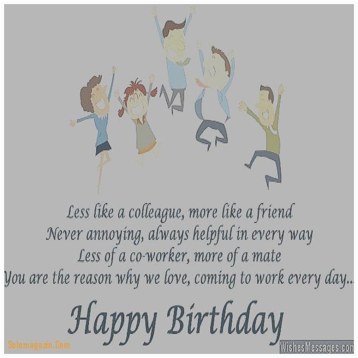Free Printable Birthday Card Coworker