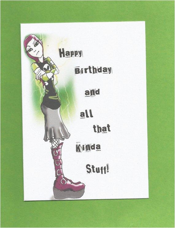 teenage birthday cardfunny teenage