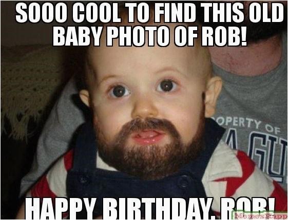 happy birthday funny meme for him