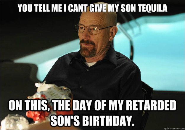 19 son birthday meme