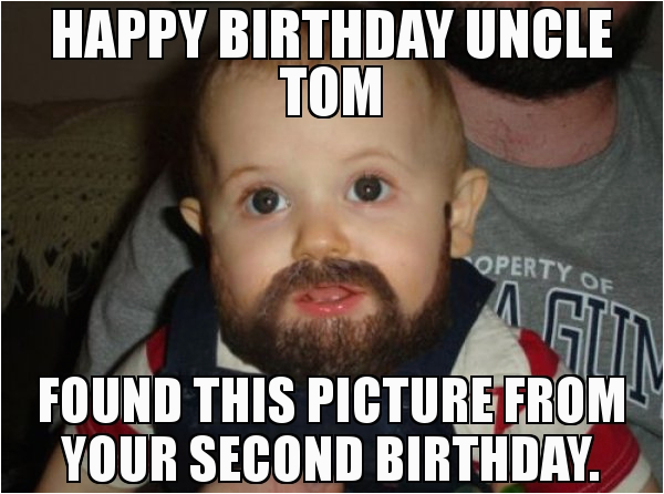 19 uncle birthday meme