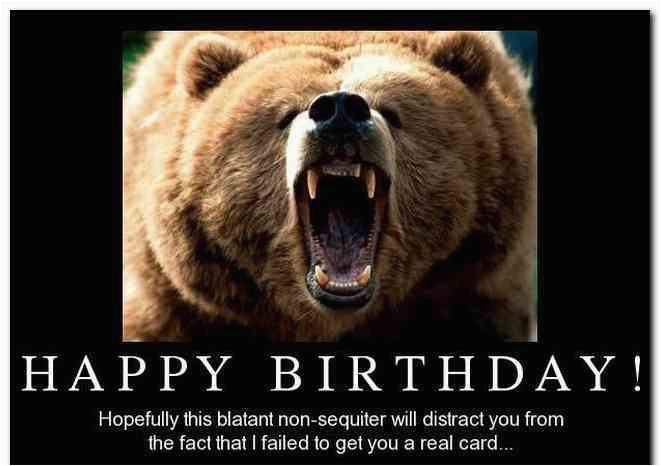 happy birthday images funny for him