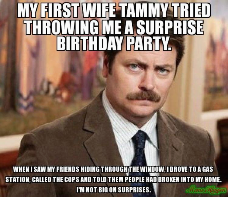 funny wife birthday meme photo 2