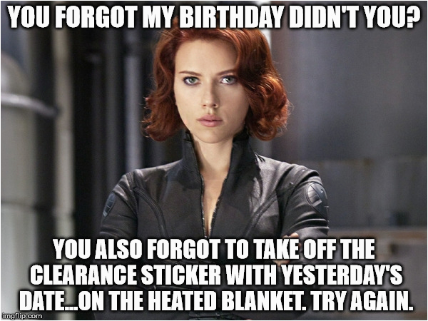 19 funny black widow meme pictures collection