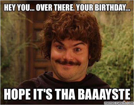 nachol libre birthday