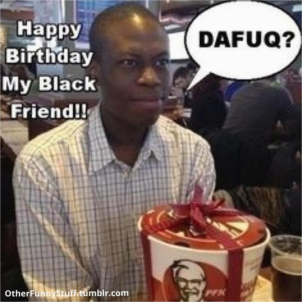 Funny Black Happy Birthday Meme Happy Birthday Funny