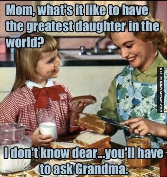 silly sunday mothers day edition 2016
