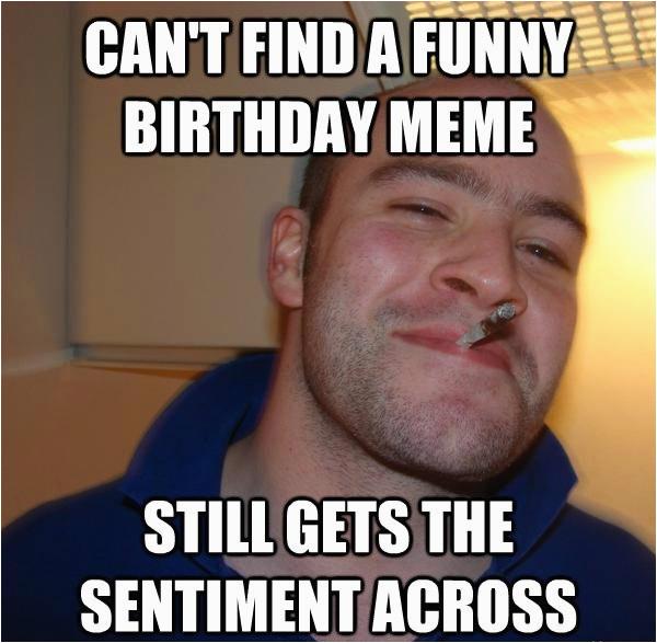 hilarious birthday meme