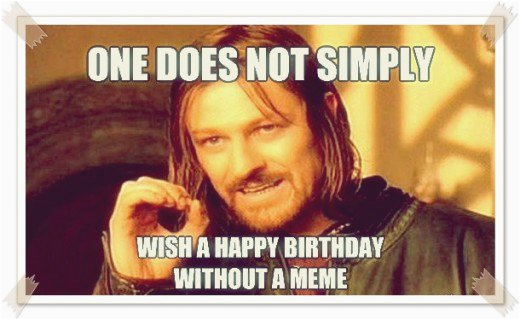 happy birthday meme funny poems