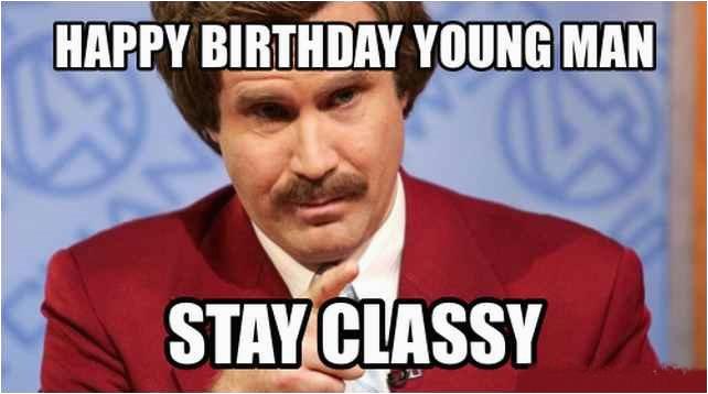 old man birthday memes