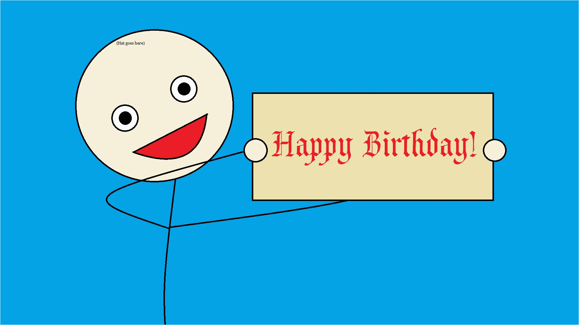 funny birthday wallpapers