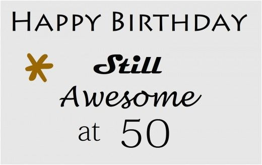 50th birthday wishes and cards messages for 50 year olds