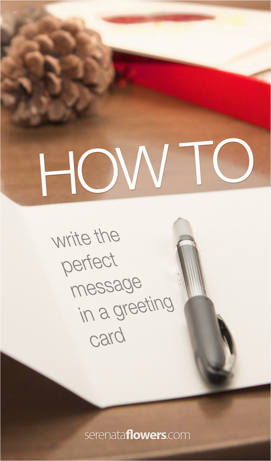 tips writing perfect message greeting card