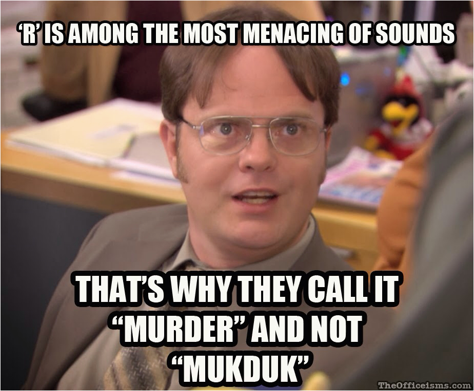dwight schrute birthday quotes