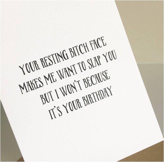 grappige verjaardag kaartsarcastic