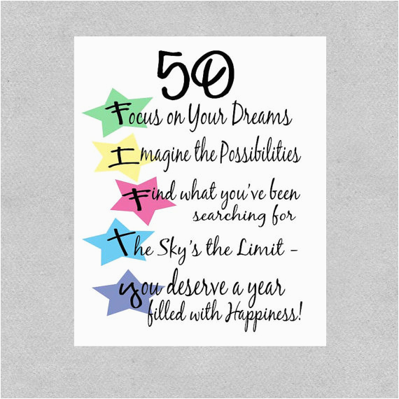 things to write in a 50th birthday card write a birthday invitation step 14