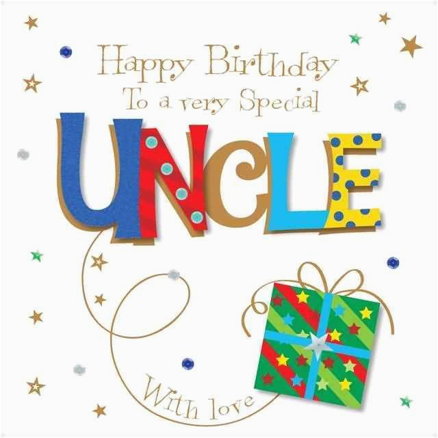 Funny Uncle Birthday Cards Happy Images Unique Wishes For