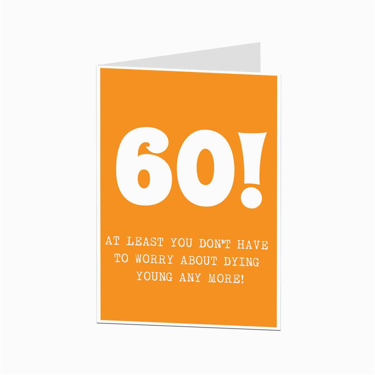 60th birthday card 60 card 60th birthday