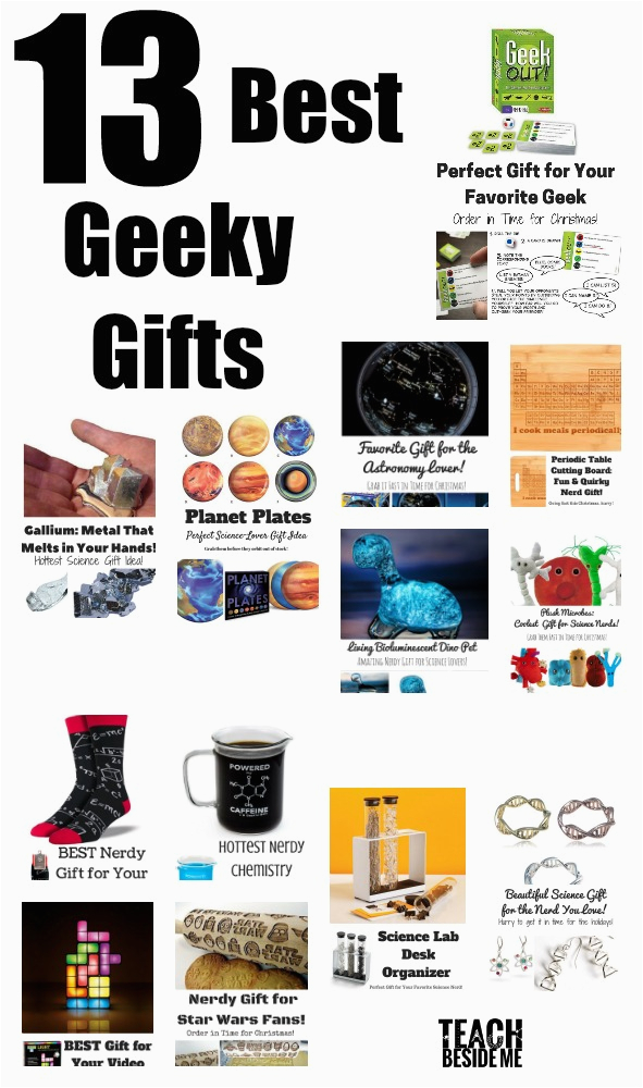 13 nerdy gifts geeks life