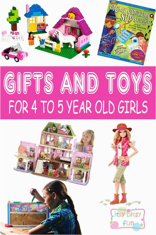 Gift Ideas For 5 Year Old Birthday Girl Best Gifts 4 Girls In