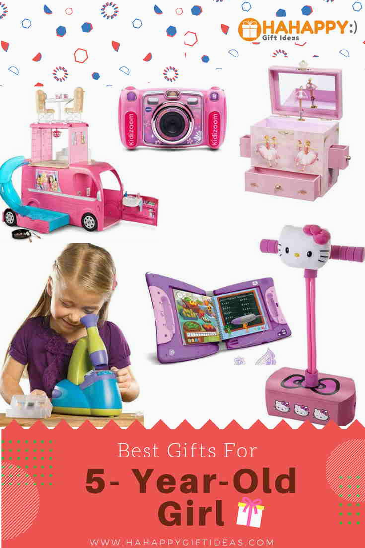 12 best gifts for a 5 year old girl