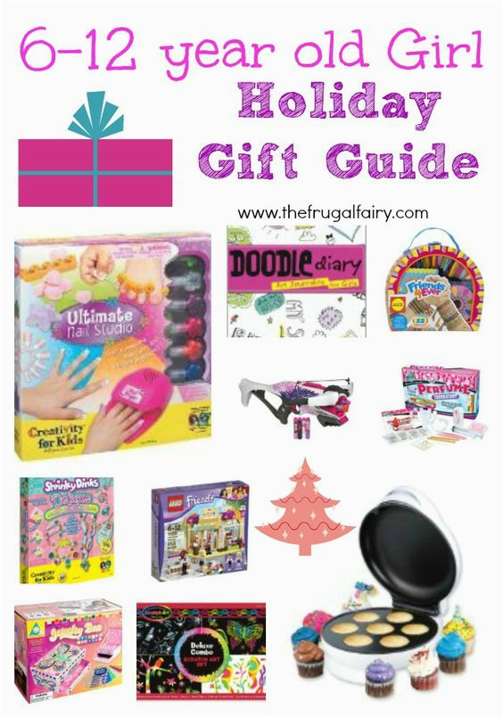 Gift Ideas for 6 Year Old Birthday Girl Gifts for 6 12 Year Old Girls 2013 Holiday Gift Guide